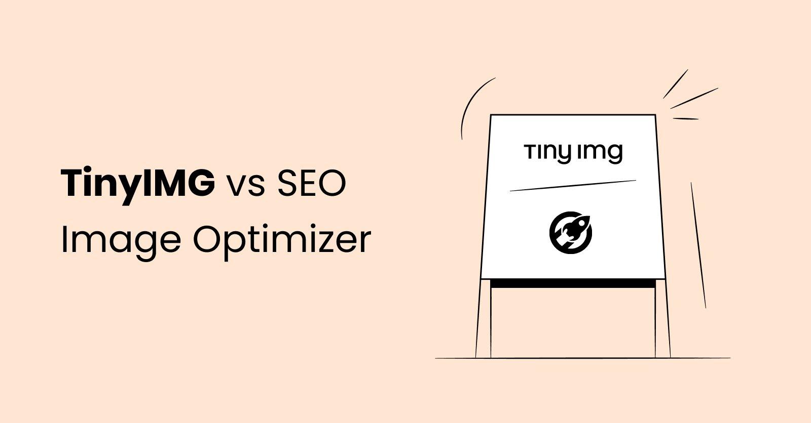 Shopify SEO image optimizer alternative - TinyIMG