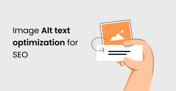 Image Alt text optimization for SEO