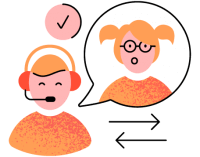Your personal Customer Success Manager will give you one-to-one support and help you make the most of TinyIMG.